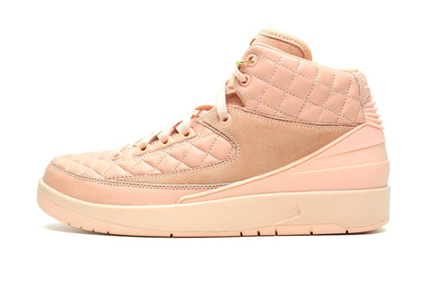 "Air Jordan 2 Retro Just Don GG ""ARCTIC ORANGE"""