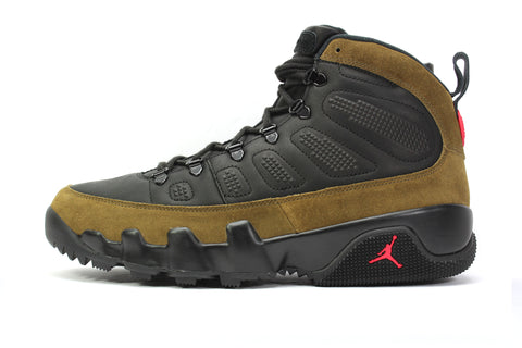"Air Jordan 9 Retro Boot NRG ""OLIVE"""