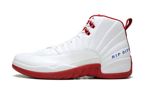 "Air Jordan 12 Rip Hamilton PE ""RIP CITY - RED"""