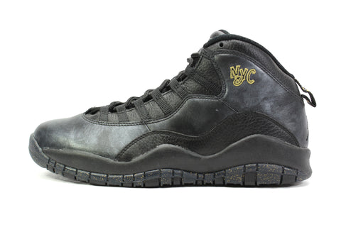 "Air Jordan 10 Retro ""NEW YORK CITY"""