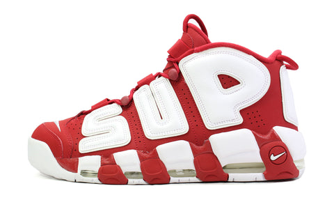 "Nike Air More Uptempo SUPREME ""SUPTEMPO/RED"""