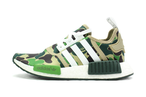 quality design 67cd7 51d73 Adidas NMD R1 BAPE