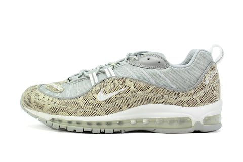 "Air Max 98 SUPREME ""SNAKESKIN"""