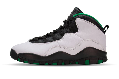 "Air Jordan 10 Retro GS ""SEATTLE"" 2019"