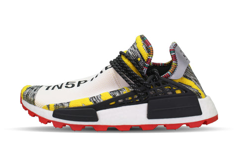 "Adidas Human Race NMD ""SOLAR PACK/RED"""