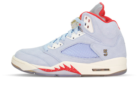 "Air Jordan 5 Retro Trophy Room ""ICE BLUE"""