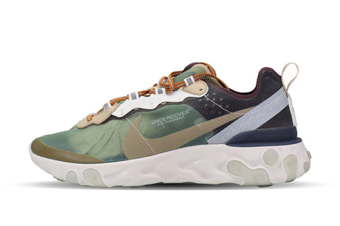 "Nike React Element 87 UNDERCOVER ""GREEN MIST"""