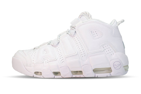 "Nike Air More Uptempo '96 ""TRIPLE WHITE"""