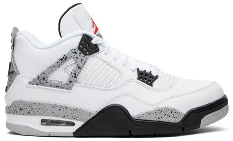 "Air Jordan 4 Retro OG ""WHITE CEMENT"" 2016"