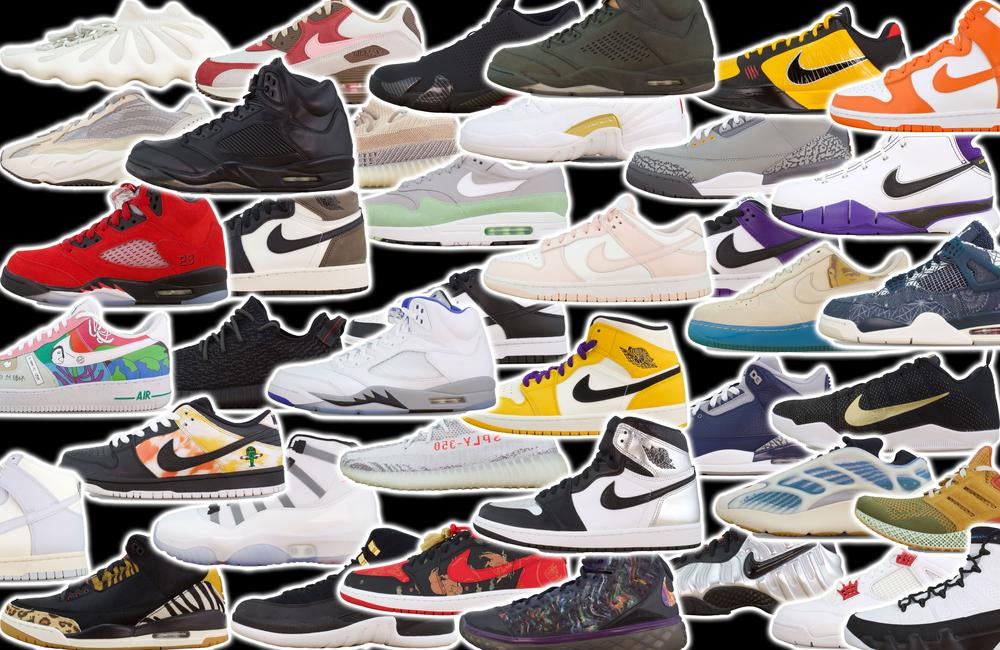 Buy Sell Trade Authentic Sneakers