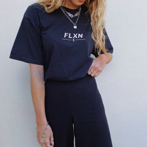 FLXN OG TEE - Black - FLXNfashion