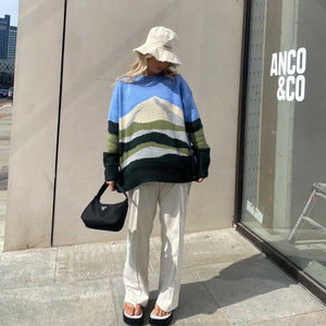 PEAK Heavy Knit Sweater - FLXNfashion