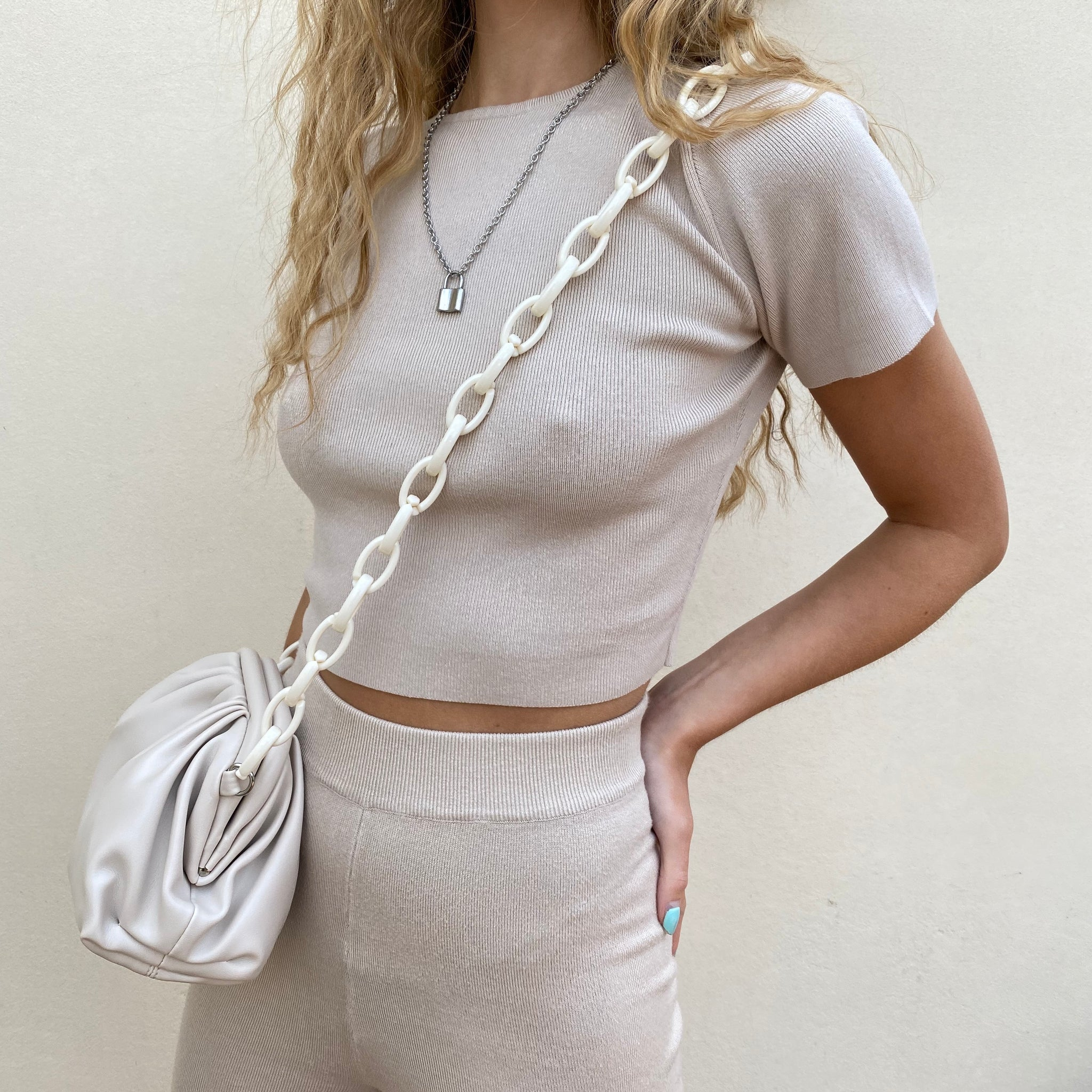 Padlock Chain - FLXNfashion