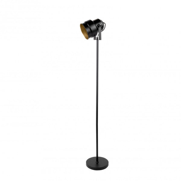 Floor Lamp Studio Black with Gold