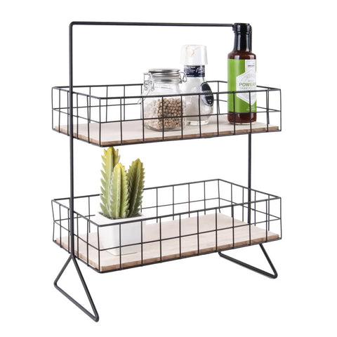 Standing Kitchen Rack
