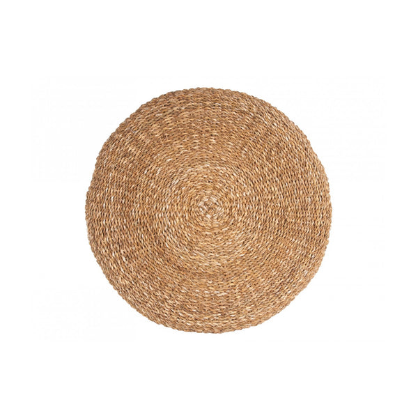 Pouf Round Sea Grass