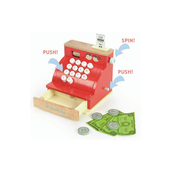 Cash Register (accept pre-order)