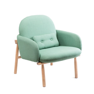 [Display Sale] Armchair Georges - Water Green