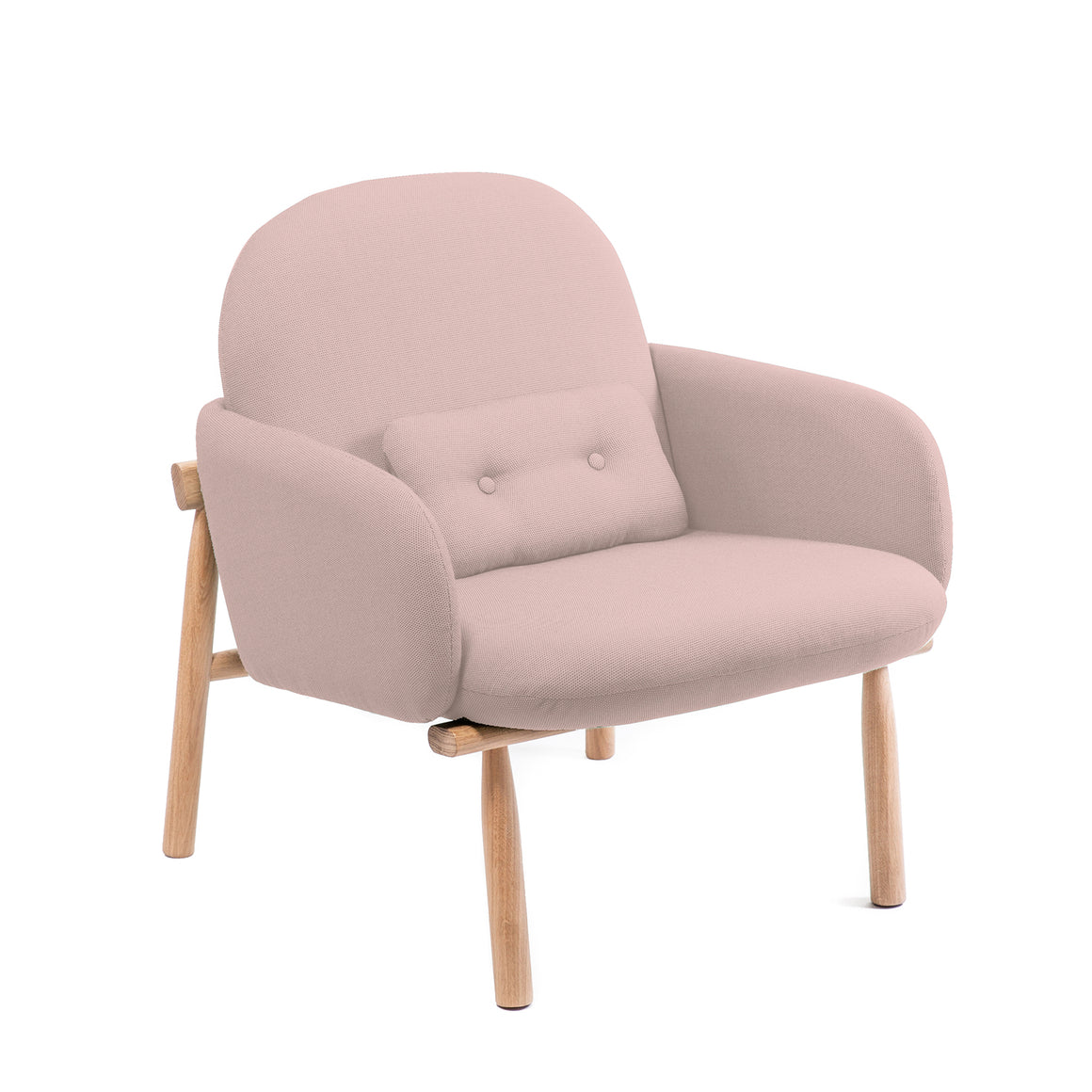 [Display Sale] Armchair Georges - Pink