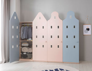 European Style House Wardrobe (accept pre-order)