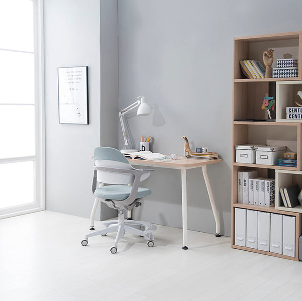 RUDI Desk with Steel Legs (accept pre-order)