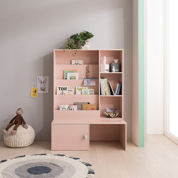 COMME Front Combi Bookshelf with Lower Storage (accept pre-order)