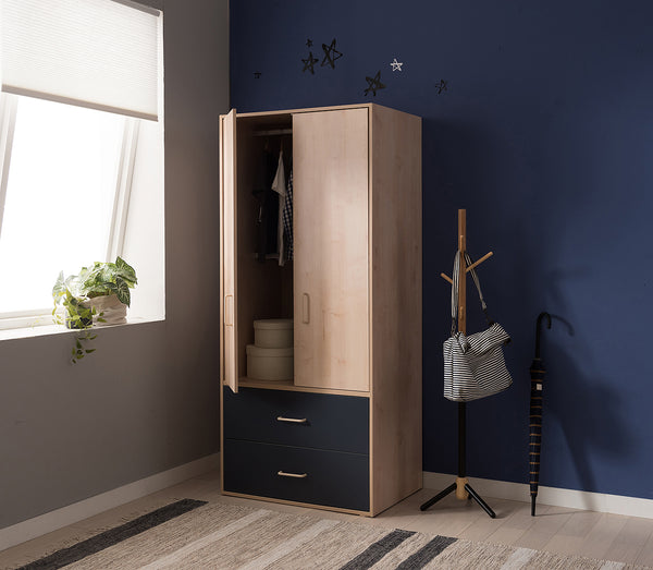Comme Junior 800 Wardrobe with Drawers (accept pre-order)