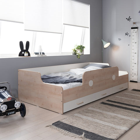 COMME Junior Storage Bed with Drawers (accept pre-order)