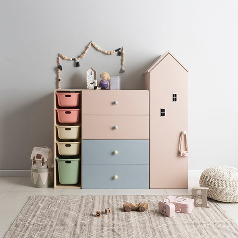 TIDY UP Wardrobe Storage Set 2 (accept pre-order)
