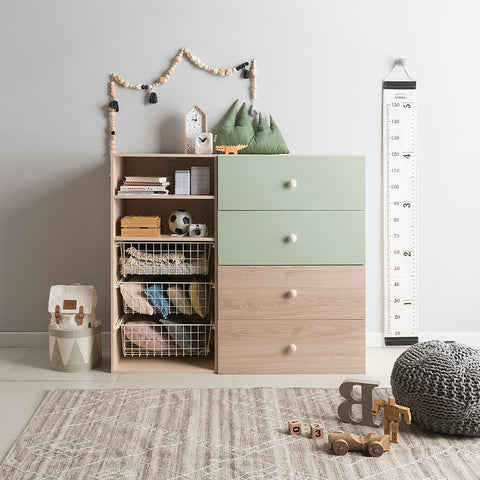 TIDY UP Wardrobe Storage Set 4 (accept pre-order)