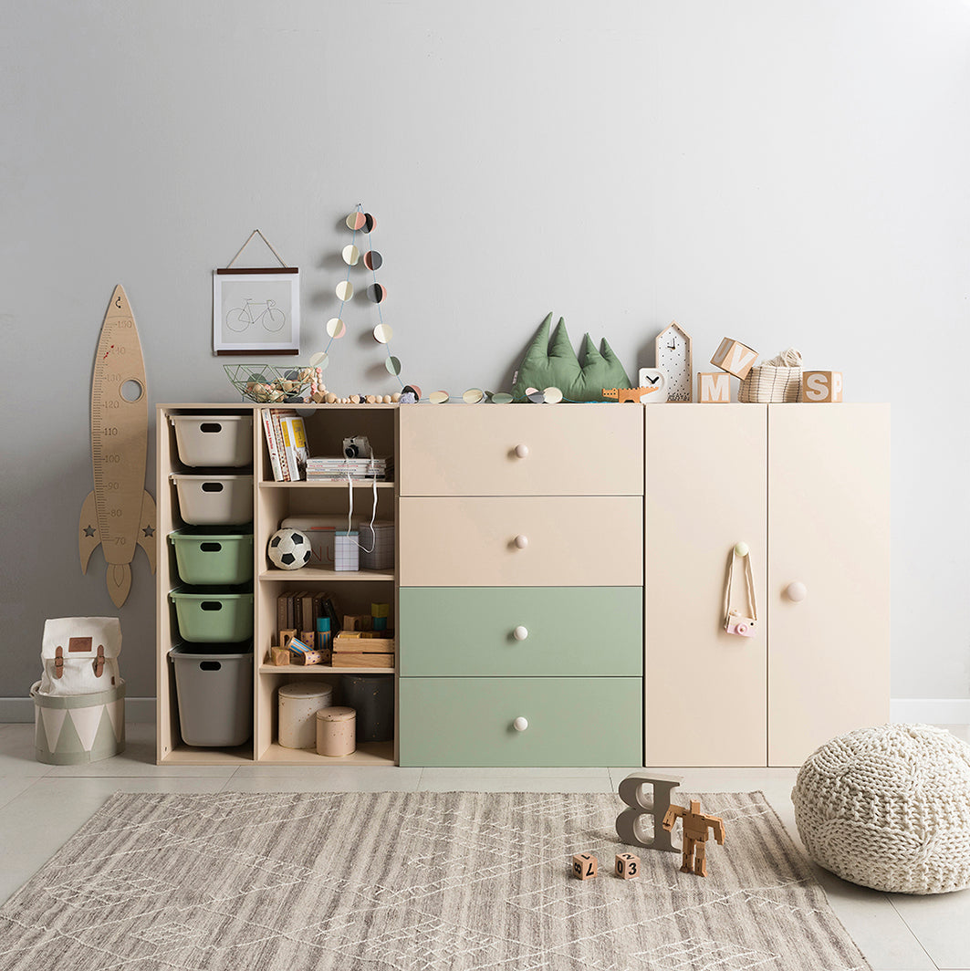 TIDY UP Wardrobe Storage Set 3 (accept pre-order)