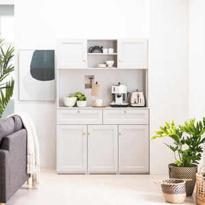 Blanc Tall Cabinet 1200 B (accept pre-order)