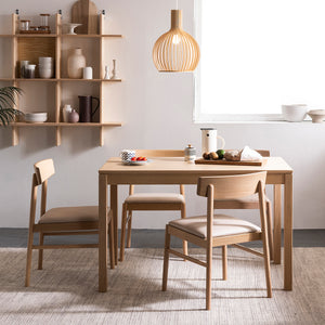 New Vincent Dining Table 1200 (accept pre-order)