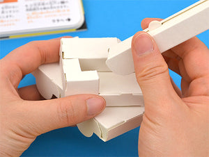 3D Paper Craft Book - Function Car