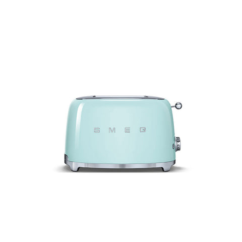 50's Retro Style Aesthetic - 2 Slice Toaster Pastel Green