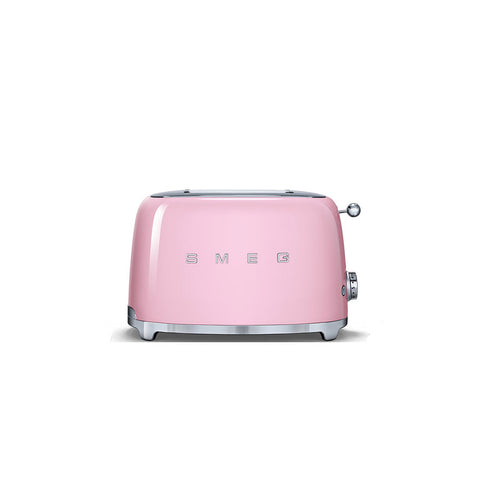 50's Retro Style Aesthetic - 2 Slice Toaster Pink
