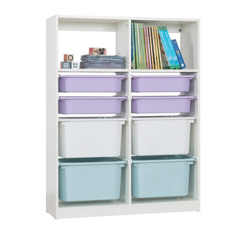 Friends i Macaron 2X4 Shelf Storage (accept pre-order)