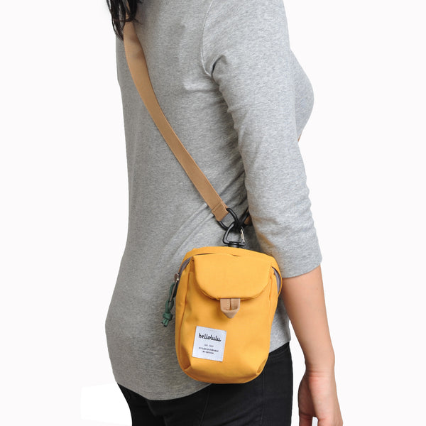 Compact Camera Bag S - Yellow