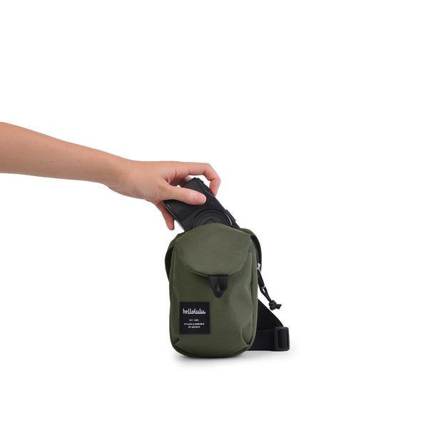 Compact Camera Bag S - Olive