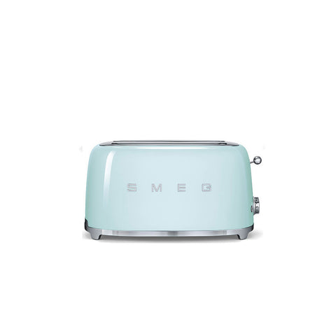50's Retro Style Aesthetic - 4 Slice Toaster Pastel Green