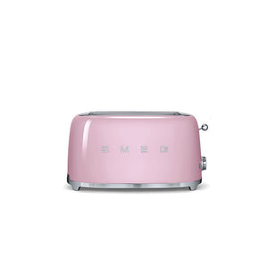 [Display Sale] 50's Retro Style Aesthetic - 4 Slice Toaster Pink
