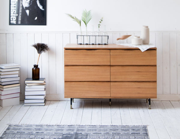 NEW YORKER 6 Wide Drawers (accept pre-order)
