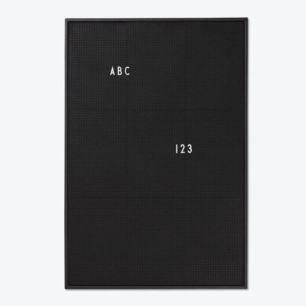 Message Board A2 - Black