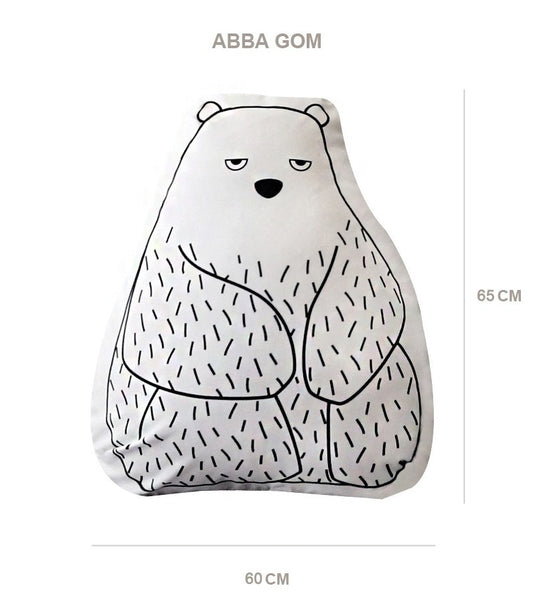 Abba Gom Cushion