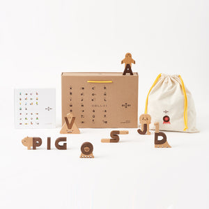 Alphabet Block Set (accept pre-order)