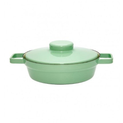 AROMAPOTS Pan with Lid 24cm Slow Green (accept pre-order)