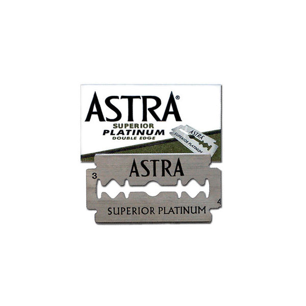 ASTRA Double Edge Razor Blades x 5ct