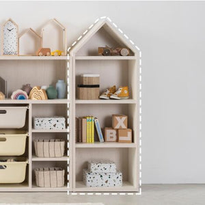 Blue Label House Bookshelf S (accept pre-order)