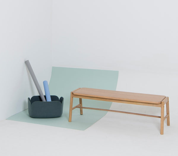 [Display Sale] Colorful Bench Natural