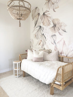 Easy Wall Sticker - Bohemian Palms (accept pre-order)